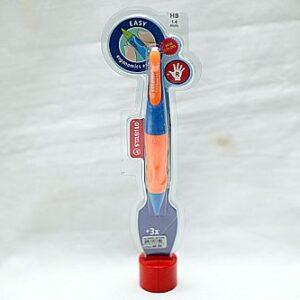 Ołówek automatyczny STABILO - dla praworęcznych - POMARAŃCZOWY