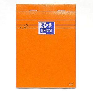Zeszyt notes w kratkę A6 (160 kartek) - OXFORD