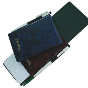 Notes A6 60 kartkowy z długopisem