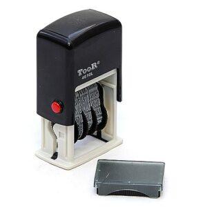 Datownik 4610L / automat stemplarski samotuszujący - TOOR