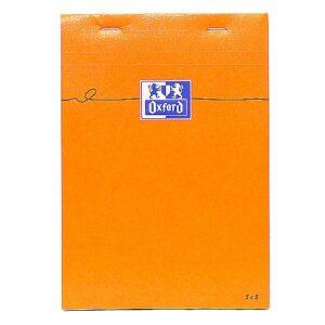 Zeszyt notes w kratkę A5 (160 kartek) - OXFORD
