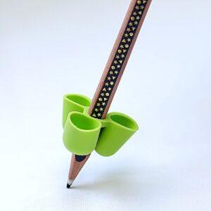 Nasadka profilowa na ołówek / długopis lub kredkę - THREE