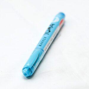 Marker do odświeżania napisów na nagrobkach - 1.5mm - NIEBIESKI JASNY