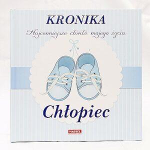Album / Kronika dla naszego synka. Kronika rodzinna